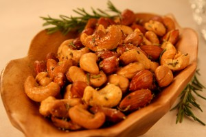 Pacific Merchants Holiday Roasted Nuts