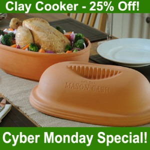 Clay Cooker Monday