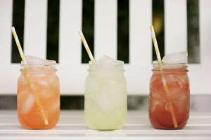 Kilner Jars and Lemonade