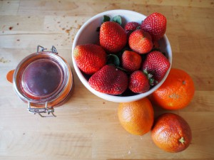 how to make orange jam