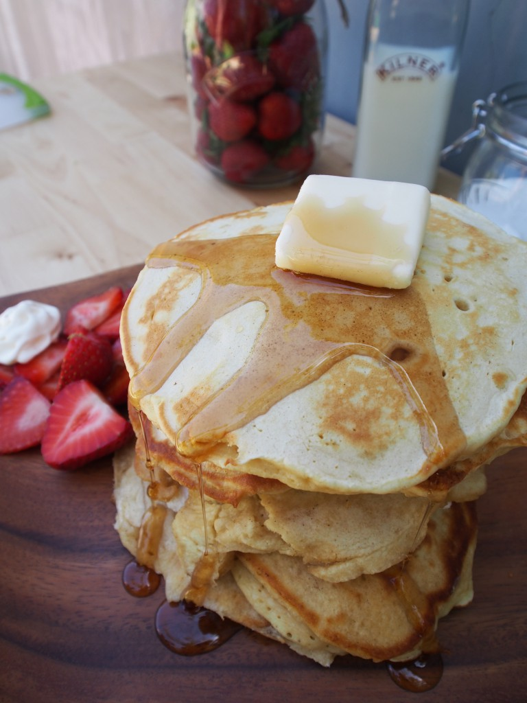 Easy Pancake Recipe to wow your mom