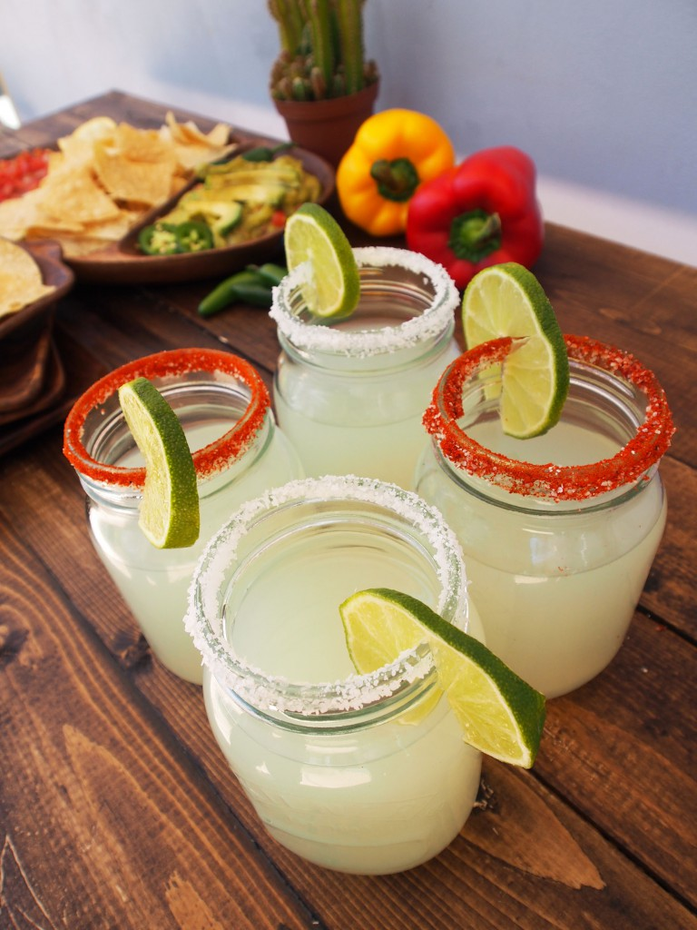 Perfect Margarita recipe for Cinco de mayo