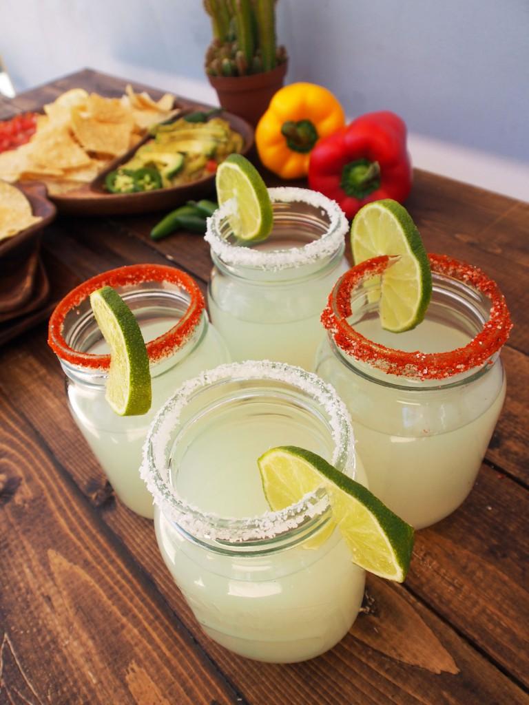 Perfect Margarita recipe for Cinco de mayo
