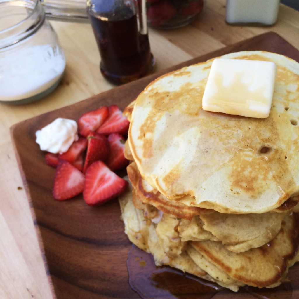 Learn How to make Pancakes from Scratch!