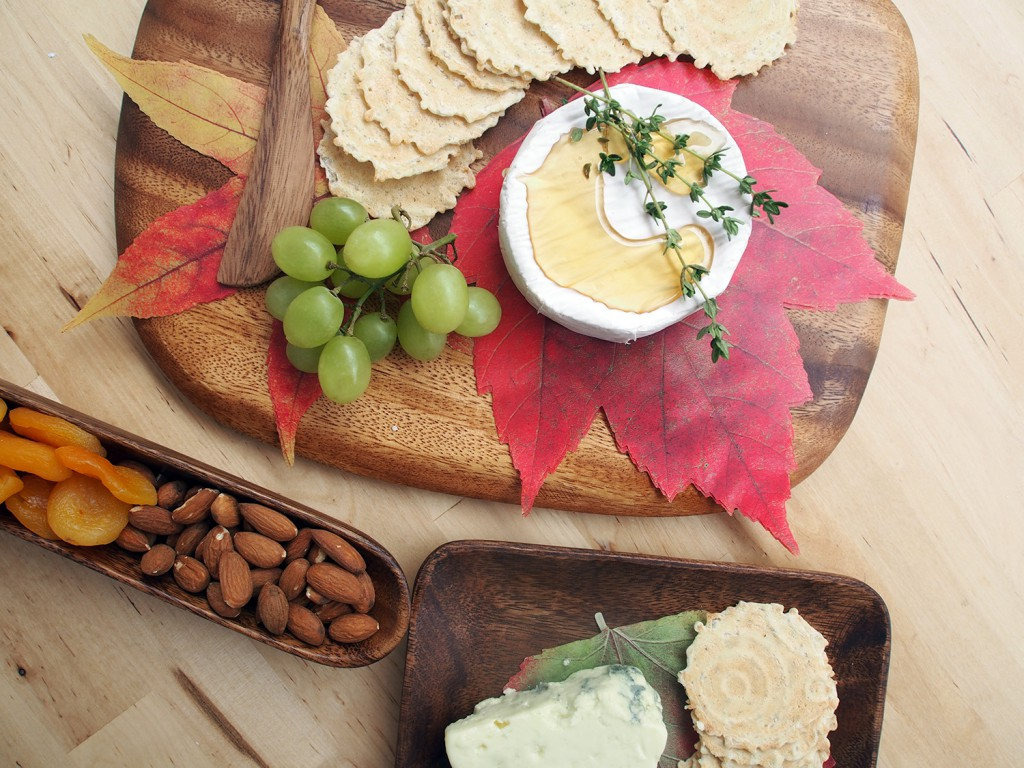 How to make a perfect cheese plate