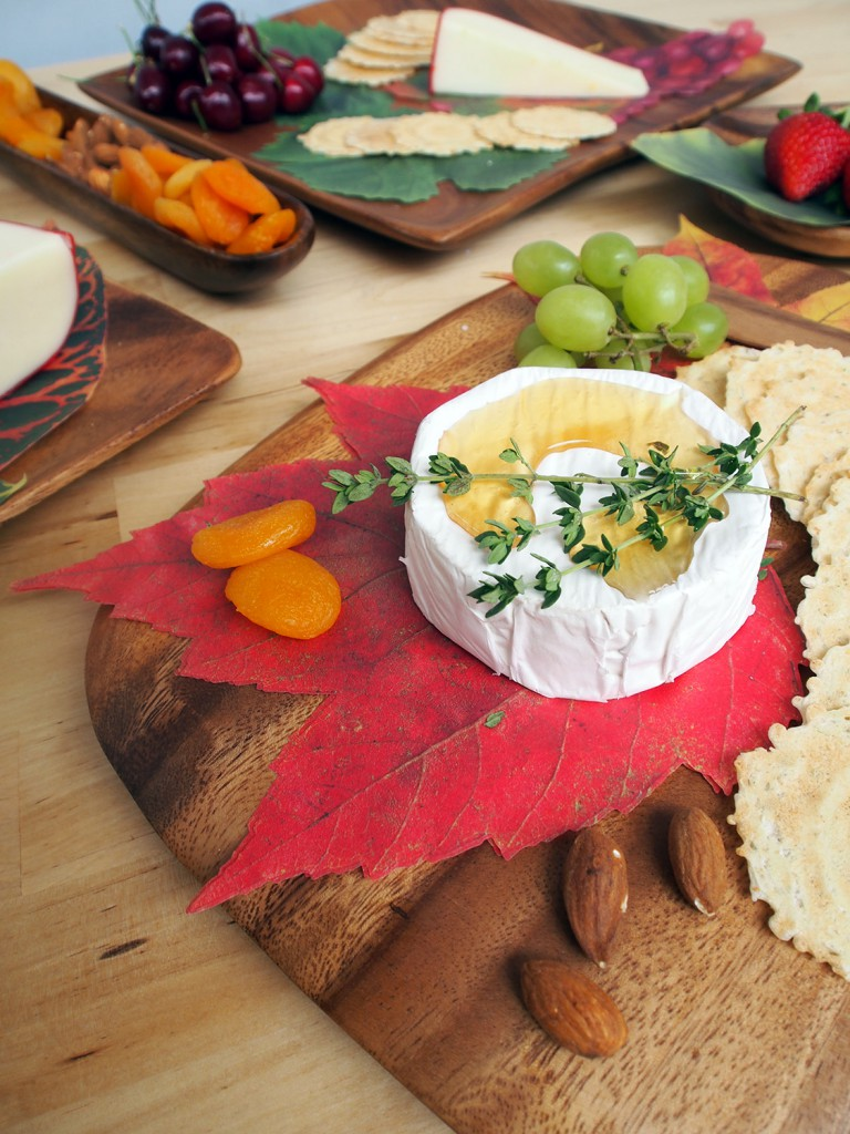 Beautifully Plated Brie Cheese
