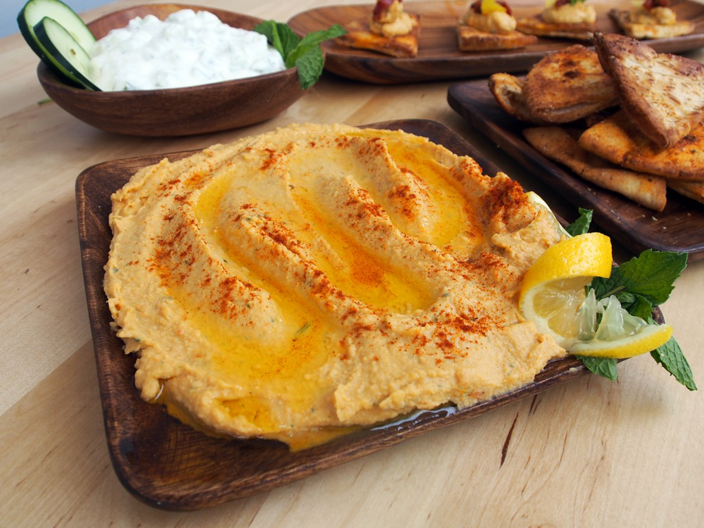 The Best Hummus Recipe on the Planet