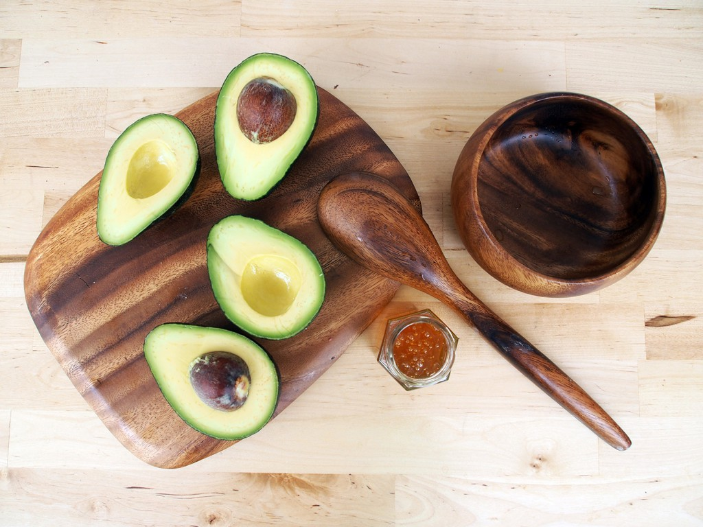 Honey Avocado Face Mask Ingredients