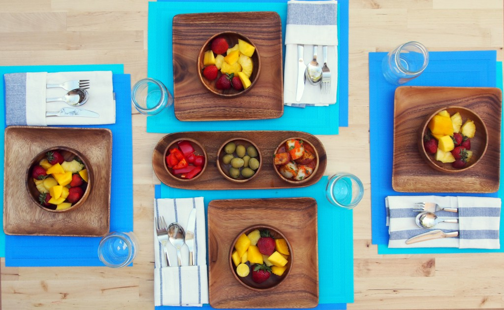 How to set a perfect pincic table