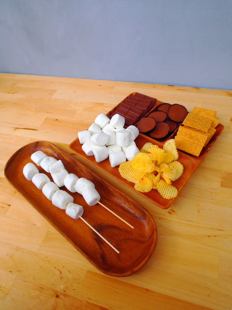 Fun Alternative S'mores ideas