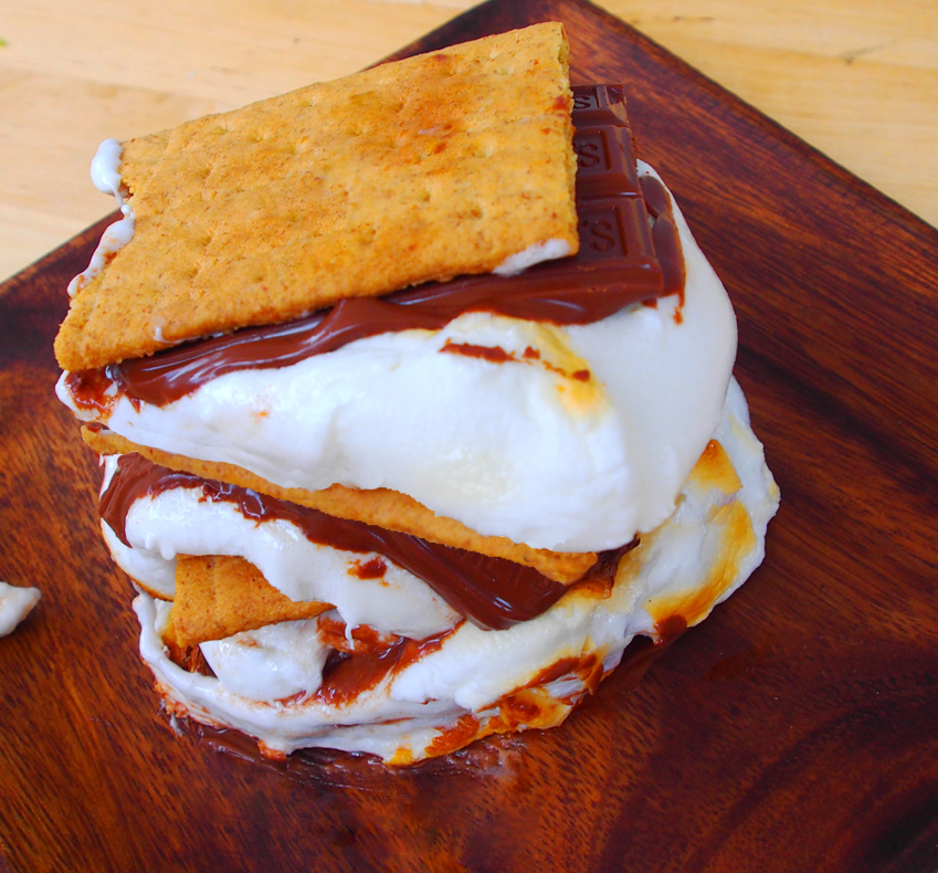 Gooey, Melty, Delicious S'mores
