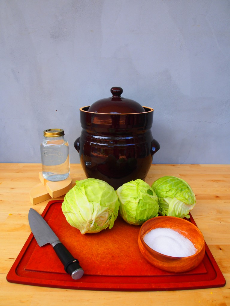 Sauerkraut recipe for sauerkraut from scratch