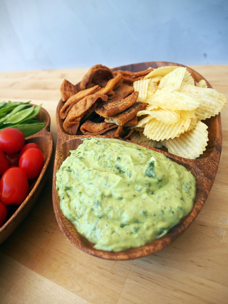 How to  make dip for football food