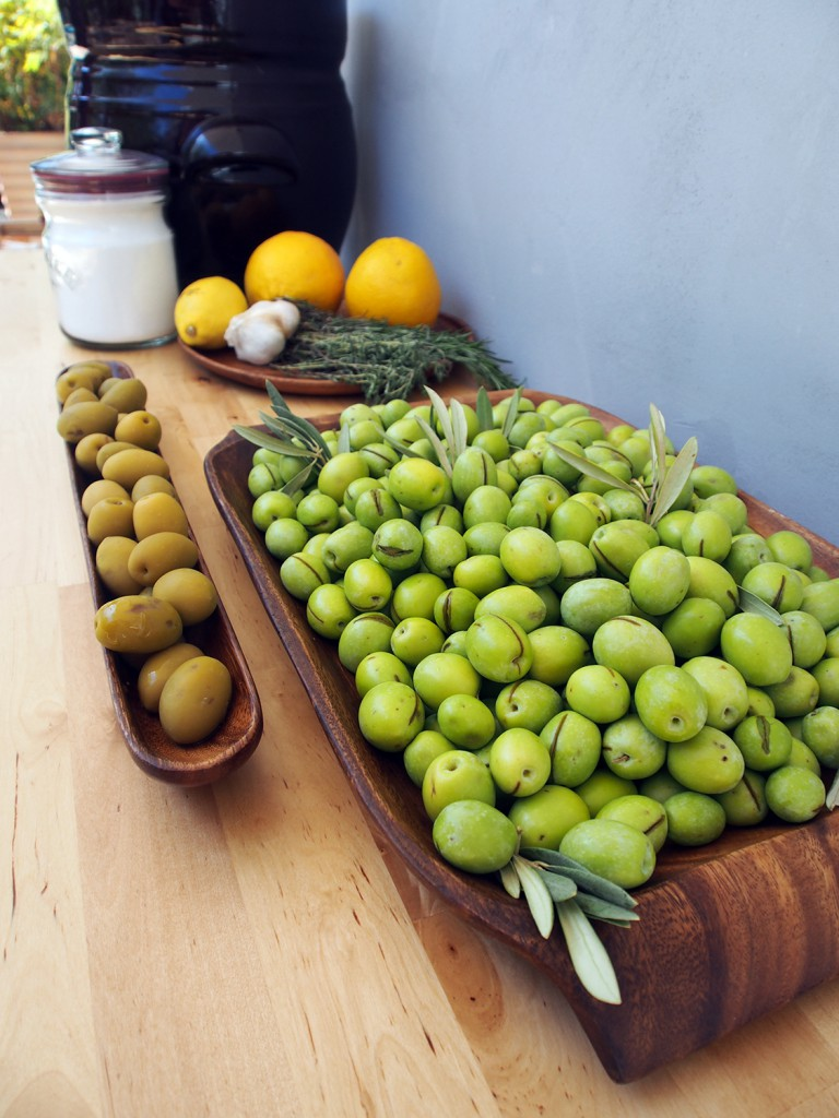 Recipe for Olives