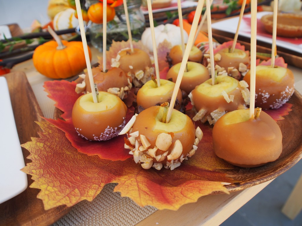 Candy Apple Recipe - How to make Caramel Apples
