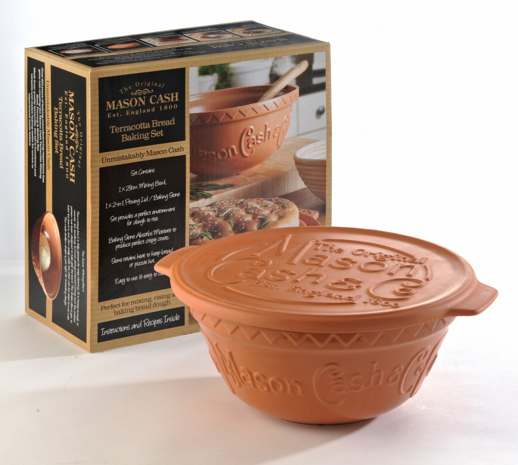 MC Terracotta Bread set A