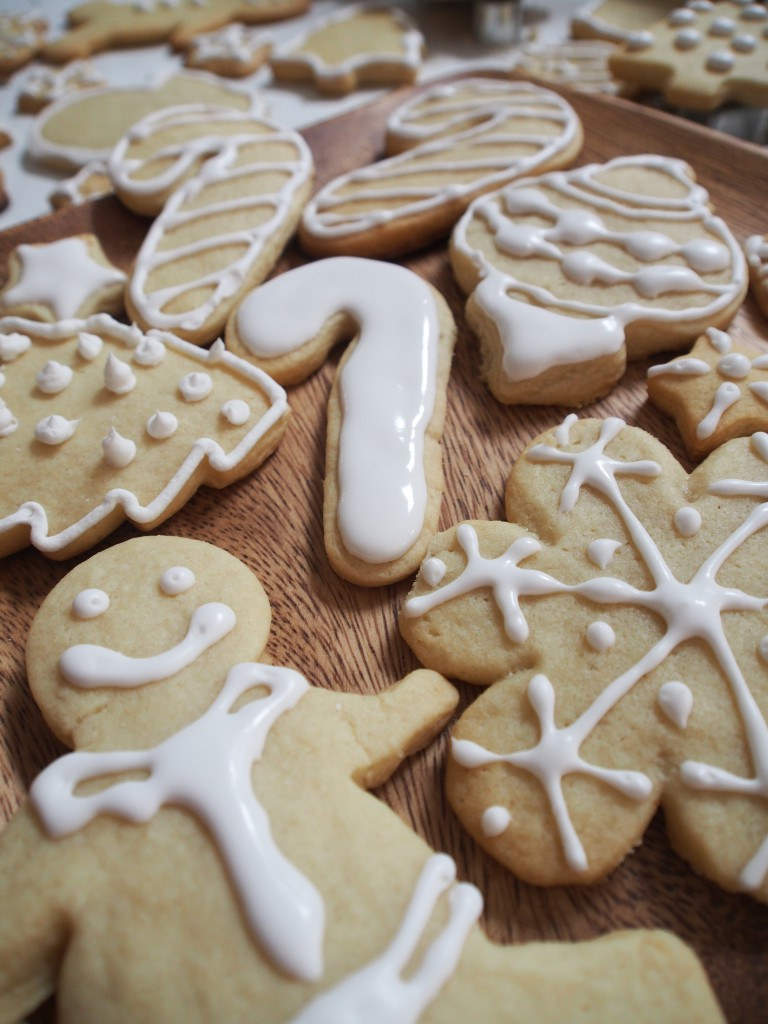 How to make Christmas Cookies, How to make sugar cookies