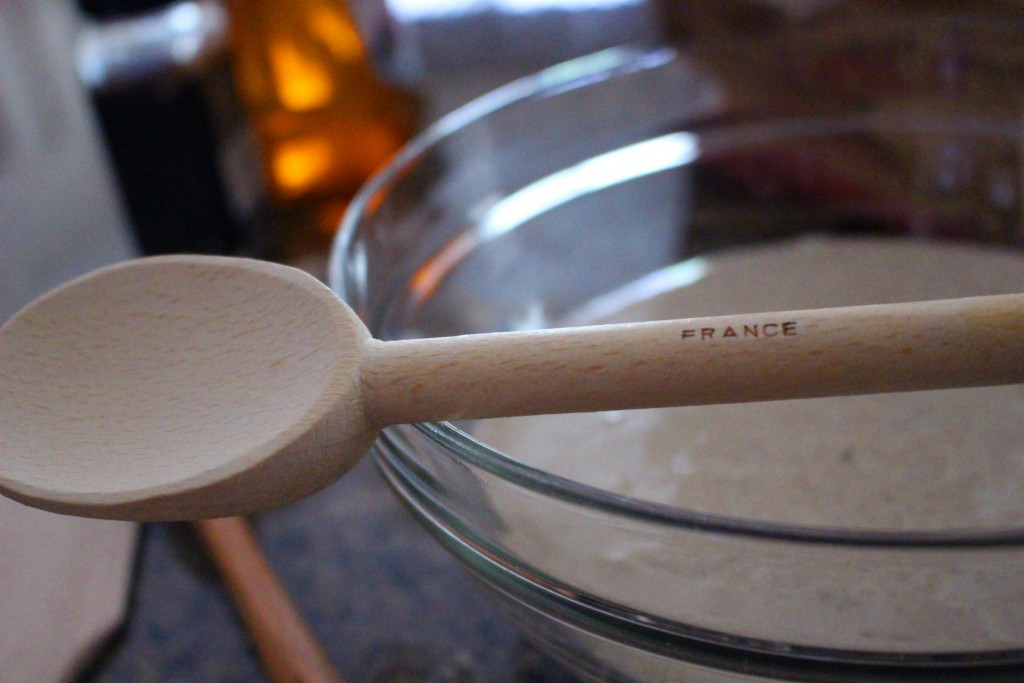 Item shown: Beechwood Regular Spoon