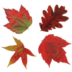 Red Tone Leaves