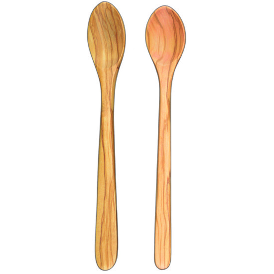 Olivewood Jam/Condiment Spoon