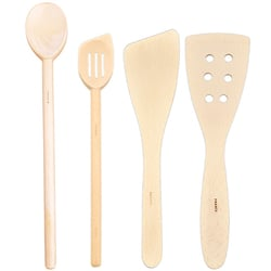 French Beechwood 4-pc Chef Set 2