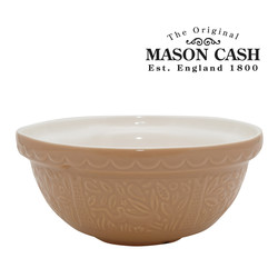 "Mason Cash In the Forest Rabbit Mixing Bowl, Cane, Size 24, 9.75"" x 4.5"""