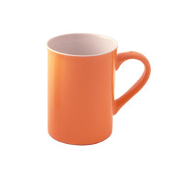 Orange Mug, 12 oz, Mason Cash/ Price & Kensington