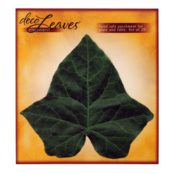 Ivy Cheese Leaves by Deco Leaves
