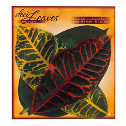 Tropical Cheese Leaves by Deco Leaves