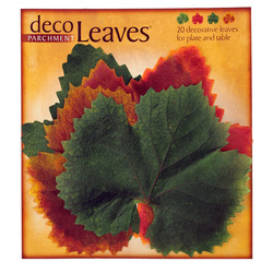 Grape Leaves Cheese Leaves by Deco Leaves