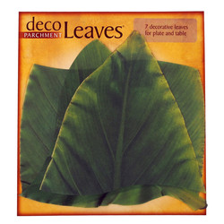 Banana Cheese Leaves by Deco Leaves