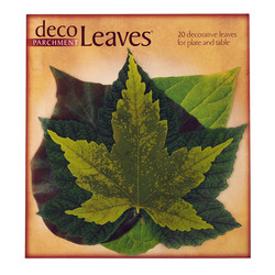 Green Tone Cheese Leaves by Deco Leaves