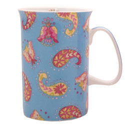 Verity Blue Mug, 10oz, Mason Cash/ Price & Kensington