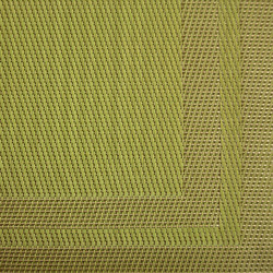 "Olive Green Placemat, 18"" x 12"", Set of 4"